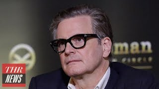 Colin Firth Speaks Out Against Woody Allen, Says He Would Not Work With Him Again | THR News