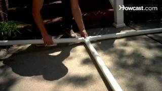 How to Build an Outdoor Movie Theater Part 1: the Screen