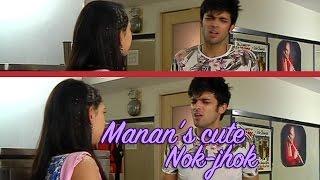 Manik and Nandani's cute nok jhok from the sets of Kaisi Yeh Yaariyan