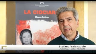 Stefano Valanzuolo, La Ciociara