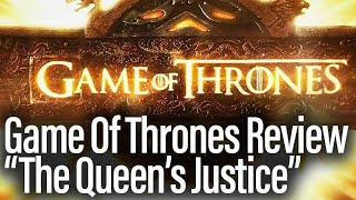Game Of Thrones Review - The Queen's Justice S07 E03