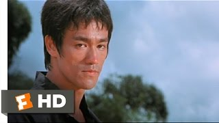 The Way of the Dragon (6/8) Movie CLIP - A Kung Fu Trap (1972) HD