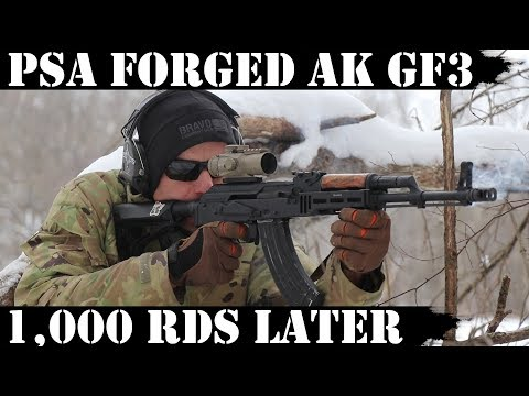 Xxx Mp4 Palmetto State Armory Forged AK GF3 1 000 Rounds Later 3gp Sex