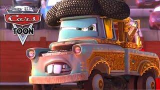 #2 Cars Toon Mater's Tall Tales - El Materdor - Disney - kids movie - Lightning McQueen - Gameplay