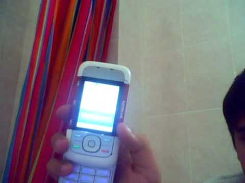 Codigo de Segurança Nokia 5300 ajudem