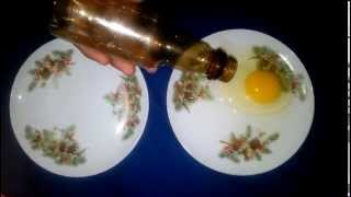 ডিম থেকে কুসুম আলাদা করার উপায়- How to seperate yolk from egg