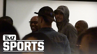 Carmelo Anthony Chillin With Sam Cassell ... L.A. Bound? | TMZ Sports