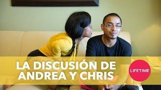 PEQUEÑAS GRANDES PAREJAS   La gran discusión de Andrea y Chris