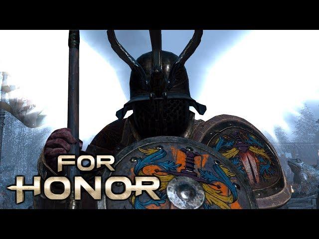 [For Honor] Resurrecting Gladiator - Gladiator Duels