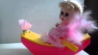 Lovely Boat Angel doll