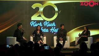 Shah Rukh Khan, Karan Johar, Rani Mukherjee & Kajol share memories from
