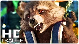 GUARDIANS OF THE GALAXY 2 Finaler Trailer German Deutsch Marvel Filme 2017 2
