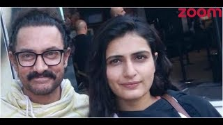 Fatima's Rapport With Aamir Khan Hampering Her Career? | Bollywood News