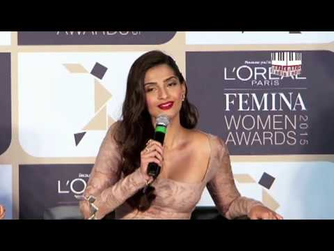 Sonam Kapoor Talks About Sex And Her Blind Date.