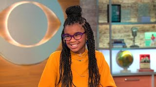 Teen activist Marley Dias on her new mission for racial harmony