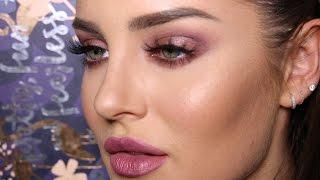 Fall Glam Makeup using the Chloe X Ciate London Palette!