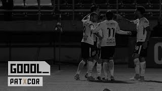 Gol - Patriotas 1X1 Corinthians - Sul-Americana