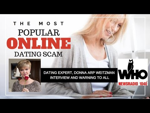 Online dating scams are sky rocketing