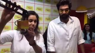 Rana at Radio Mirchi - Nane Raju Nene Mantri Celebrations At Radio Mirchi