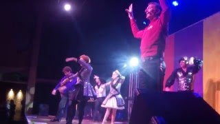 THE WIGGLES!!! Wiggle Tour Town 2016