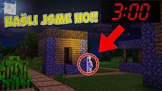 [UPOZORNĚNÍ] - Našli jsme ENTITY 303 v Minecraftu??! Je na našem serveru?