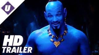 Aladdin - Official Trailer #2 | Will Smith, Mena Massoud, Naomi Scott