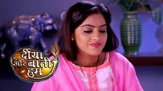 Arzoo Shoots Sandhya | Diya Aur Baati Hum 21st April 2016 Full Episode | Review