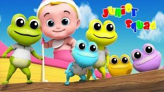 Nursery Rhymes & Kids Songs - Junior Squad Live Stream