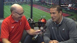 Dan Hoard Previews Cincinnati Football Camp with Coach Luke Fickell