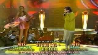 Lety La Fea vs Alicia Ferreira Cantando por un Sueño