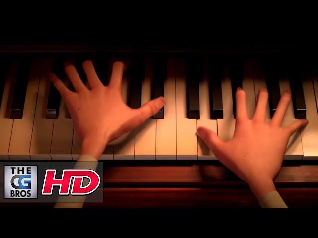 "CGI 3D Animated Short: ""Missing Key"" - by - ESMA"
