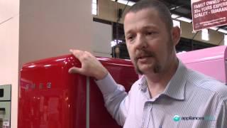 check out the iconically designed retro smeg fab range appliances online