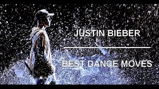 JUSTIN BIEBER - best dance moves (purpose tour)