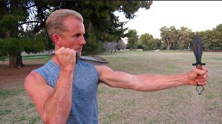 Shaolin Temple Double Daggers - Knife Training