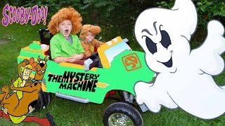 Cartoon Network Scooby Doo and the Ancient Watch Outdoor Kids Adventure Video