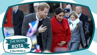 Meghan reveals her due date and new patronages - and the royal events ahead in 2019 | ITV News