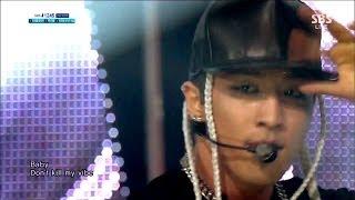 TAEYANG COMEBACK_1110_SBS Inkigayo_RINGA LINGA