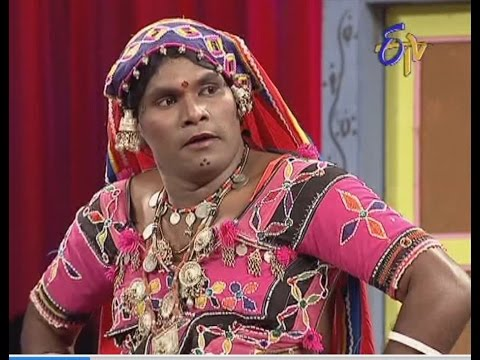 Jabardasth - జబర్దస్త్ -  Chammak Chandra  Performance on 24th July 2014