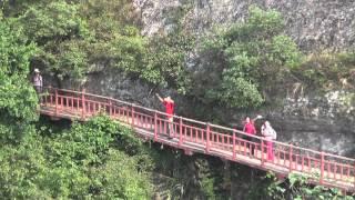 湖南崀山辣椒峰駱駝峰2013