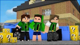 Minecraft: GUERRA EM GTA SAN ANDREAS!!!