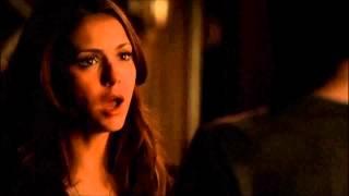 TVD - Damon & Elena - Delena 'Break Up' Scene #516