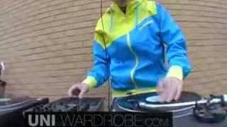 DJ Mitsubishop Scratching - DnB (Focal Point)