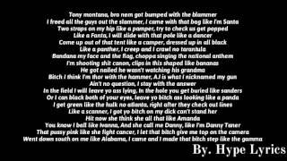 Montana Of 300 - Panda (Remix) (Lyrics)