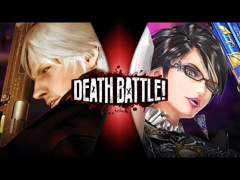 Dante VS Bayonetta DEATH BATTLE
