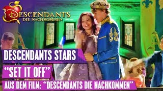 DESCENDANTS Stars: Set it Off 🎵 🔮 Am Sonntag im Disney Channel 📺 | Disney Channel Songs