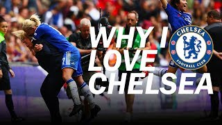 Emma Hayes Tells Us Why She Loves Chelsea