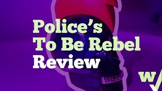 Review of Police's To Be Rebel Eau De Toilette Spray