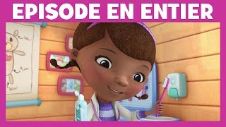 Moment Magique Disney Junior - Docteur la Peluche : L'haleine de Bronty