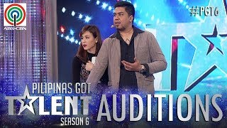 Pilipinas Got Talent 2018 Auditions: Richard David - Mentalist