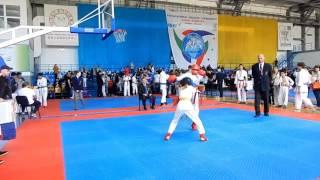 Кубок мира по годзю-рю карате в Одессе 2017 год